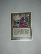Time Vault from Unlimited X1 Near Mint NM MTG Magic English