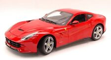 HOTWHEELS Ferrari F12 Berlinetta Year 2012 - Red 1/18 Heritage BCJ72