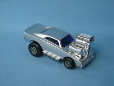 Lesney Matchbox Superfast Big Banger Silver Body Pre-Production RARE