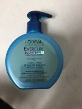 L'Oreal Ever Curl Care System Hydracharge Leave-In Cream 6 oz