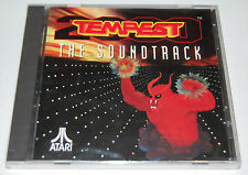 Tempest 2000 The Soundtrack Original Sound Track Music CD OST * Brand New Sealed