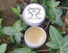 WOOD WITCH BALM~To Consecrate & Protect~Witchcraft/Wicca/Herb/Purification/Pagan