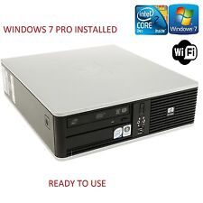 Hp Dc7800 Intel Core 2 Duo 2,33 Ghz 4 Gb De Ram 250 Gb Hdd Dvdrw Windows 7 Garantía