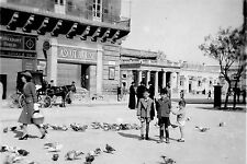 Ascot House Malta. World War 2 photograph. Commonwealth