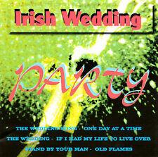 Various Artists : Irish Wedding Party CD (1998)