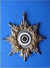 Alter Ordensstern Schützenabzeichen 1935 Silber (?)