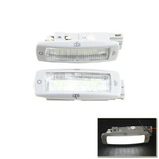 For VW Skoda Seat Led Dome Roof Interior Lamp Lights Direct Fit White Car Led