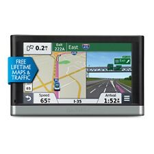 "Garmin NUVI 2597LMT 5"" GPS 010-01123-30 w/Bluetooth, Lifetime Map & Traffic"