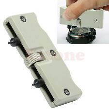 Watch Repaire Watchmaker Tool Kit Cover Remover Back Case Opener Screw Wrench