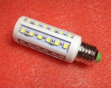 LED 10W 12V DC Corn Light Bulb Lamp E27 E26 Screw Base Socket Cool White