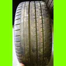 4 PNEUMATICI GOMME CONTINENTAL 255/40/19 dot 2011 TIRES