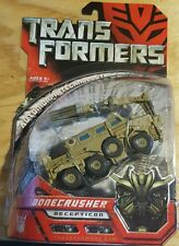 2007 Transformers Movie Deluxe Decepticon Bonecrusher Sealed rare htf