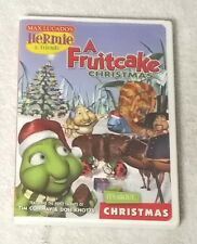 Max Lucado's HERMIE & FRIENDS A Fruitcake Christmas DVD Thomas Nelson MINT