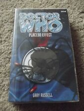 Placebo Effect by Gary Russell Doctor Who BBC Books EDA