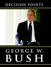 George W Bush - Decision Points (2010) - Used - Compact Disc