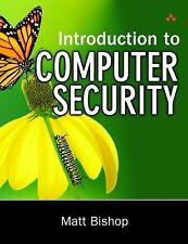 Introduction to Computer Security by Matt Bishop (2004, Hardcover)