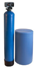 Fleck 5600 64,000 Grain Well Water Softener, Sulphur & Iron Filter In One System