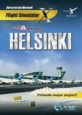 Airport Helsinki for FSX (PC DVD) ADD ON for FLIGHT SIM X