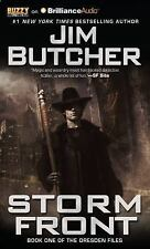 The Dresden Files: Storm Front 1 by Jim Butcher (2014, MP3 CD, Unabridged)