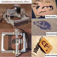 2000MW DIY Desktop Laser Engraving Laser Engraver Laser Cutter Printer 17x20cm