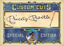 1/1 Make Your Own Custom High End Card Kit!  Yankees Cubs Bryant Trout anything