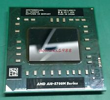 AMD Quad-Core Mobile CPU A10 5750M 2.5Ghz Socket FS1 AM5750DEC44HL A10-5750M