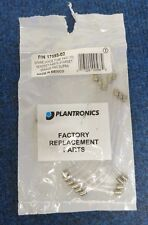 Pack Of 10 Plantronics 17593-02 Voice Tubes For Supra And Mirage Series Headsets