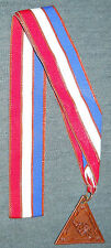 Order of the Arrow OA Vigil Metal Medal Medallion MINT! WWW NOAC