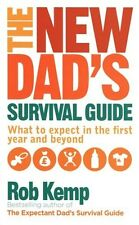 The New Dad's Survival Guide by Rob Kemp NEW