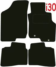 Hyundai i30 Tailored car mats ** Deluxe Quality ** 2012 2011 2010 2009 2008 2007