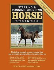 Starting & Running Your Own Horse Business, 2nd Edition: Marketing strategie