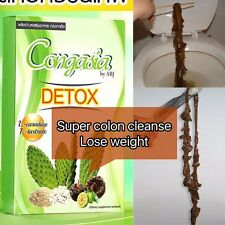 Congasia Detox colon cleansing natural(Weight loss,Body Detox ,Sliming&beauty