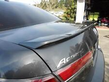 08-11 Honda Accord Sedan UNPAINTED Rear Spoiler Lid Type OE Style 4 Doors US Ver