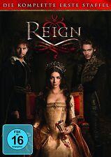 REIGN - SEASON 1 - DVD Region 2/UK - 5 Discs - Adelaide Kane , Toby Regbo