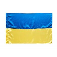 Ukrainian Blue-Yellow National Flag of Ukraine Atlas