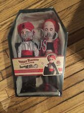 Living Dead Dolls - The Great Zombini & Viv - Tower Records Exclusive - MIB