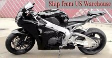 Gloss Black ABS Fairing Bodywork Injection for 2008-2011 Honda CBR 1000 RR