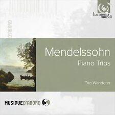 Mendelssohn: Piano Trios (CD, Jul-2013, Harmonia Mundi (Distributor))
