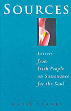 Sources: Letters from Irish People on Sustenance for the Soul Very Good Book