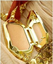 100% AUTHENTIC Ltd RARE Edition GOLDEN DIOR LUMINIZING Makeup JEWELLED Necklace