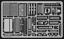 PE parts for T-55A, 1/35 (TAMIYA), Eduard 35554