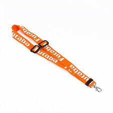New RC TRANSMITTER Model Orange Neck STRAP Lanyard for FUTABA