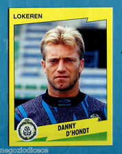 FOOTBALL 98 BELGIO Panini -Figurina-Sticker n. 220 - D'HONDT - LOKEREN -New