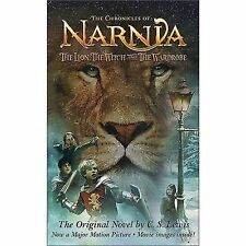 The Lion, the Witch and the Wardrobe, Movie Tie-in Edition (Narnia), C. S. Lewis