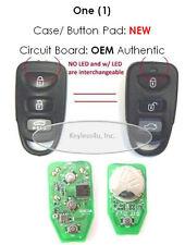 Keyless Entry Remote Genesis key fob T008 control transmitter clicker beeper bob