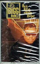 He's the King of the Hype by Two-Bigg M.C. (Cassette,) BRAND NEW FACTORY SEALED