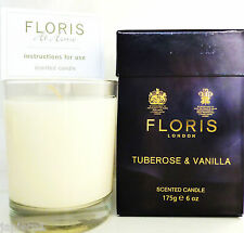 Floris London Duftkerze Tuberose&Vanilla Scented Candle 175 g.
