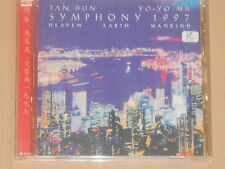 Tan Dun, Yo-Yo Ma -Symphony 1997 -Heaven Earth Mankind- CD
