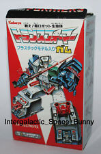 1986 Transformers Japan Kabaya Fort Max Kit Action Figure Fortress Maximus Boxed