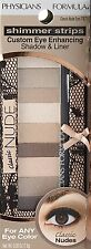 Physicians Formula Shimmer Strips Shadow & Liner  - 7871 Classic Nude Eyes